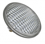 4W LED PAR36 Bulb, White LED, G53 Base, 12V, 6400K