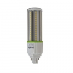 12W LED Corn Bulb, Bi-Pin Base, 1200 lm, 3000K