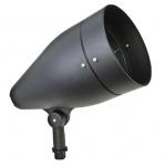 18W 10-in LED Directional Spot Light, Spot, PAR38 Bulb, 6400K, Black