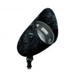 12W 13-in LED Directional Spot Light w/Hood, RGBW, A23 Bulb, 6400K, Verde Green