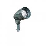 7W Lensed LED PAR 20 Spot Light, 3000K, Green