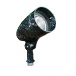 7W Lensed LED PAR 20 Spot Light, 3000K, Verde Green