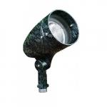 7W Lensed LED PAR 20 Spot Light, 6000K, Verde Green