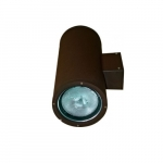 18W LED Wall Sconce, Flood, 2700K, Bronze
