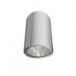 18W LED Ceiling Light, Flood, 2700K, Aluminum