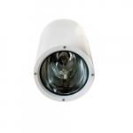 18W LED Ceiling Light, Flood, 2700K, White