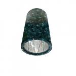 18W LED Ceiling Light, Spot, 6400K, Verde Green