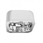 20W LED Medium Canopy Light, G24, 3000K, White