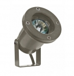 3W LED Directional Spot Light, MR16, Bi-Pin Base, Bronze