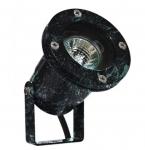 3W LED Directional Spot Light, MR16, Bi-Pin Base, Verde Green