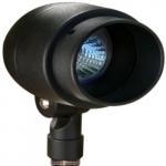 7W MR16 LED Directional Spot Light, Black