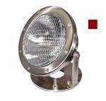 16W LED Underwater Light w/Red Bulb, PAR56