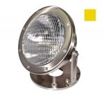 16W LED Underwater Light w/Yellow Bulb, PAR56