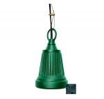 7W LED Tree Light, MR16 Bulb, Verde Green