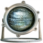 14W LED Underwater Light, Stainless Steel