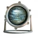 6W LED Underwater Light, Stainless Steel