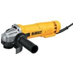 Small Angle Grinder with Paddle Switch, 11 amp
