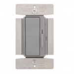 1000W Decora Dimmer w/ Preset, Single Pole/3-Way, Grey