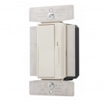 1000W Decora Dimmer w/ Preset, Single Pole/3-Way, Light Almond