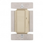 1000W Decora Dimmer w/ Preset, Single Pole/3-Way, Ivory