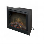 """33"""" Deluxe Electric Fireplace, Built-in, Purifire"""