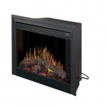 """39"""" Standard Electric Fireplace, Built-in, Purifire"""