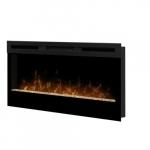 """34"""" Linear Fireplace, Wickson Wall-mount"""