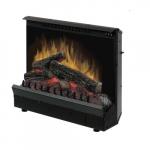 "23"" Standard LED Electric Fireplace, Log Set"
