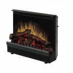 """23"""" Deluxe LED Electric Fireplace Insert, Log Set"""