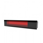 1500W Indoor/Outdoor Electric Infrared Heater, Up to 175 SqFt, 110V-120V