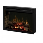 """33"""" LED Premium Electronic Fireplace, Relogs"""