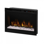 """26"""" LED Electric Fireplace, Multi-Fire XHD , 1500W"""