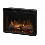 """26"""" LED Electric Fireplace, Plug-In, Multi-Fire XHD"""