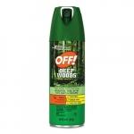 Deep Woods Dry Insect Repellent, 4oz, Aerosol, Neutral