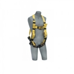 Construction Harness with Side D-Rings  and Quick Connect Buckles, Large