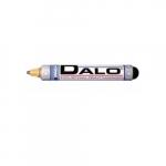 DALO Industrial Marker w/Medium Tip, Yellow