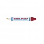 Brite-Mark 40 Markers, w/Medium Tip, Yellow