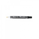 Brite-Mark Acrylic Paint Markers w/Medium Tip, Black