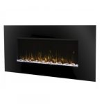 1240W Contempra LED Electric Fireplace, Wall-Mount