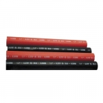12-in Heavy Wall Heat Shrink Tubing, 4.70-1.60, 1300-2300 MCM, Black