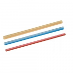 6-in Dual Wall Heat Shrink Tubing, .187-.075, 22-18 AWG, Red