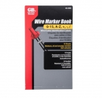 0-15 Wire Marker Book