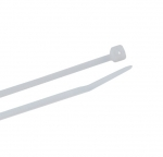 """4"""" White Cable Ties"""