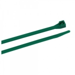 8-in Cable Tie, 50lb, Green