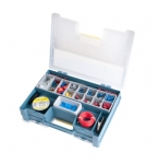 399 Piece Auto Electric Repair Kit in Organizing Case