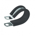 Black MiniPack Rubber Clamps