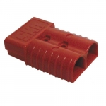 SafeMate Connector, Housing, 1/0 AWG, .437, 175A, Red