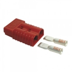 SafeMate Connector, Complete Unit, 1/0 AWG, .437, 175A, Red
