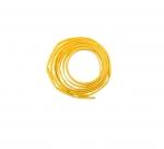 8 FT Yellow Polyolefin Heat Shrink Tubing Roll
