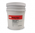 Poly-Gel Cable Pulling Lubricant, Non-Toxic, 5 Gallon Pail